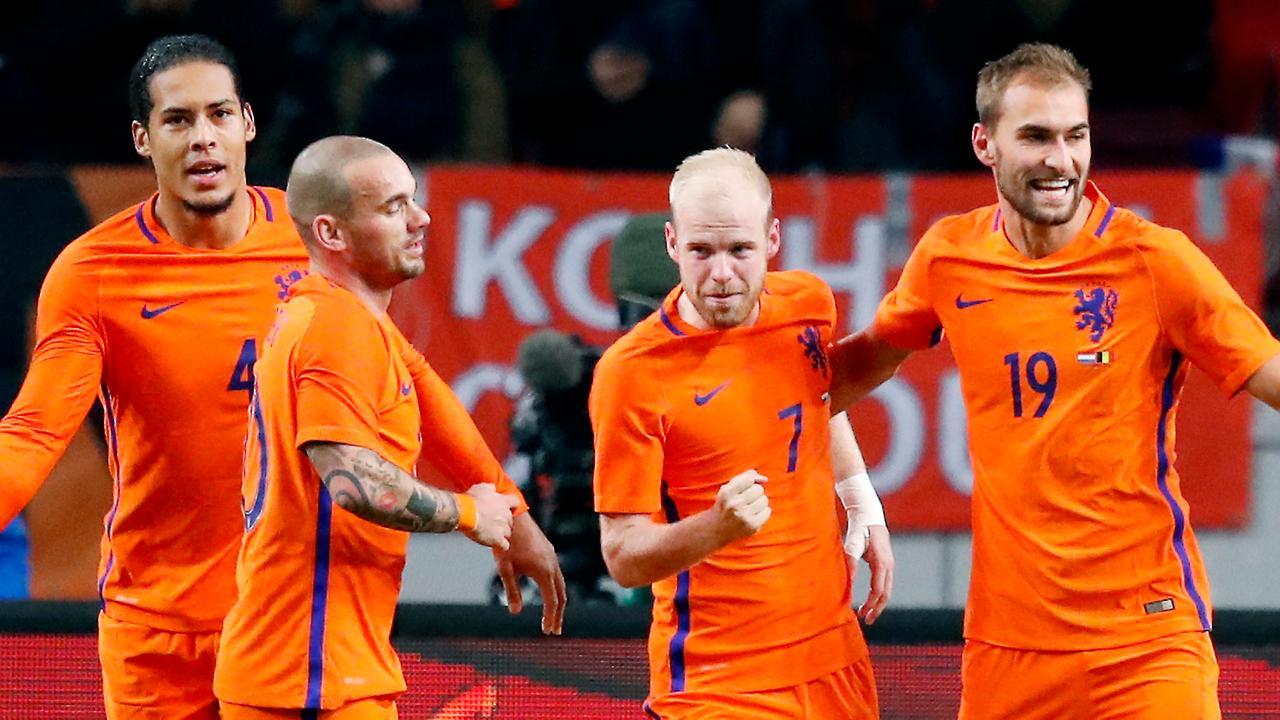 Samenvatting Nederland-België