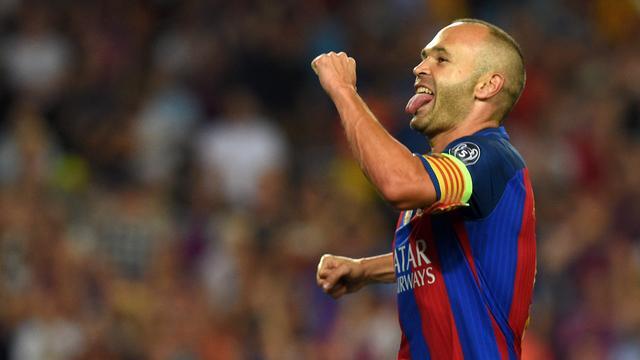 Bekijk alle vijftig goals van speelronde 1 in de Champions League