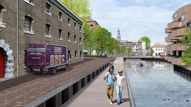 Doortrekken Nieuwe Mark bezorgt Breda nieuwe buurt