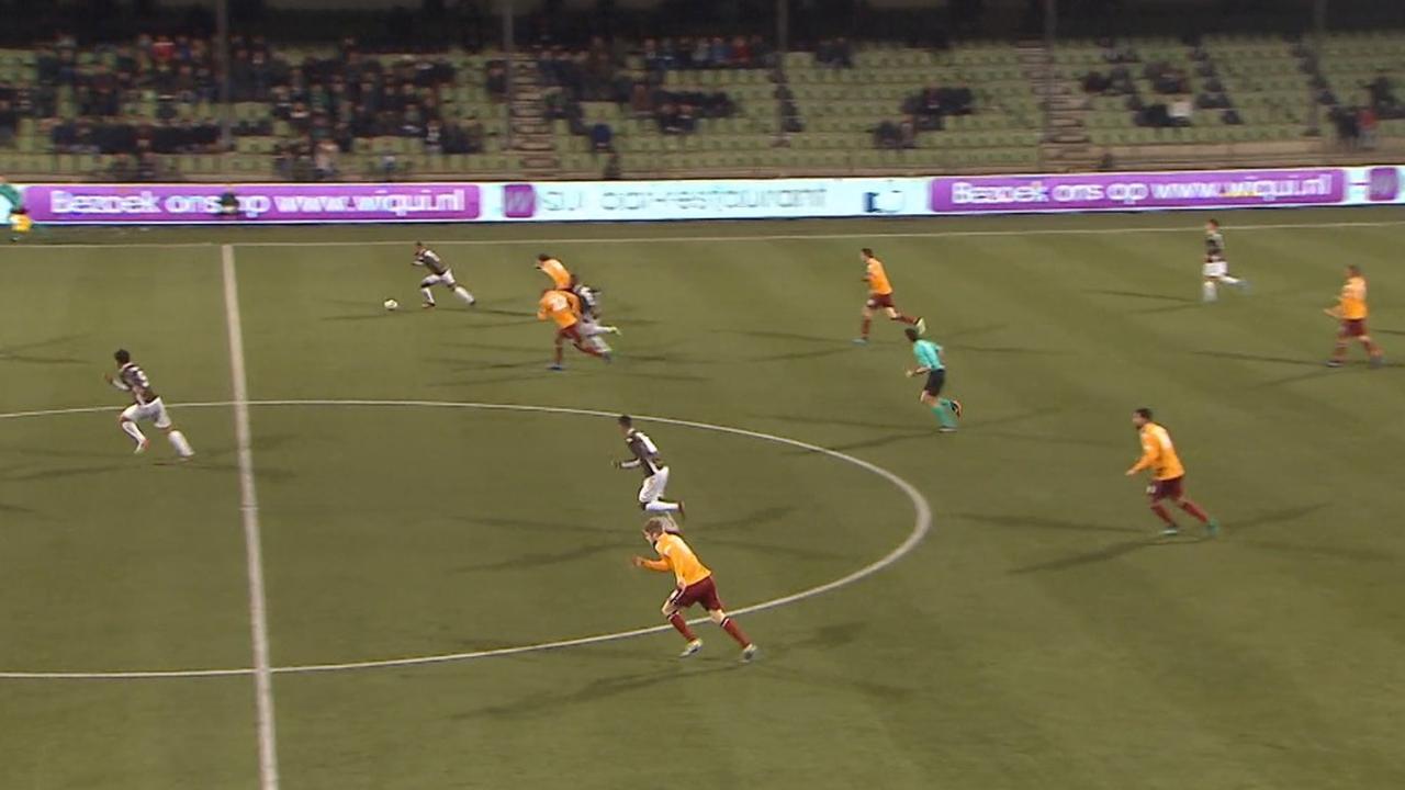 Samenvatting FC Dordrecht-Achilles'29 (3-0)