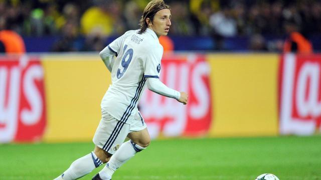 Real heeft Modric terug voor derby tegen Atletico