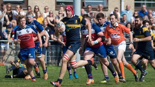 Rugbyclub DIOK plaatst zich met 45-0 voor finale National Plate