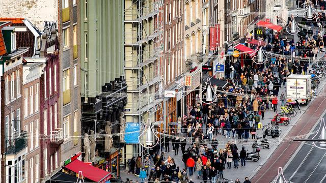 Slachtoffer anti-homogeweld Amsterdam is 23-jarige toerist uit Suriname