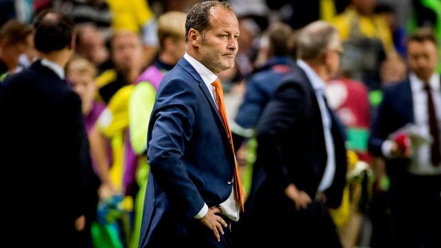 Bondscoach Blind hekelt gemiste kansen van 'gedisciplineerd' Oranje