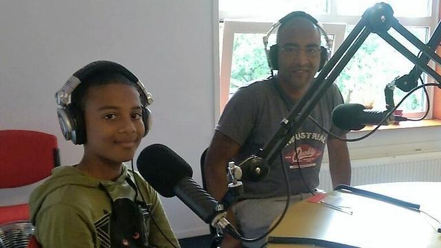 Twaalfjarige Diya voetbalt al vier jaar bij Sparta