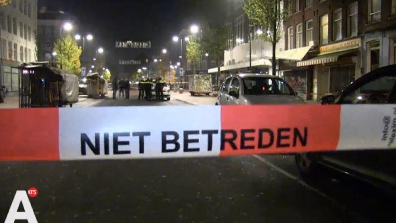 Man (37) in hoofd gestoken bij vechtpartij Dapperstraat