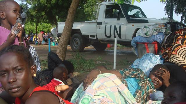 Minder geweld in Zuid-Sudan na oproep tot wapenstilstand