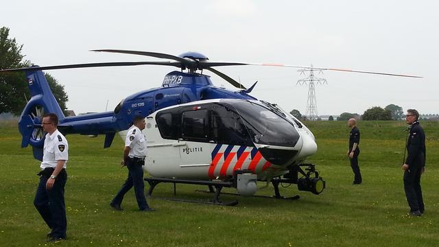 Politiehelikopter ingezet voor 'vuurwapengevaarlijk' kind
