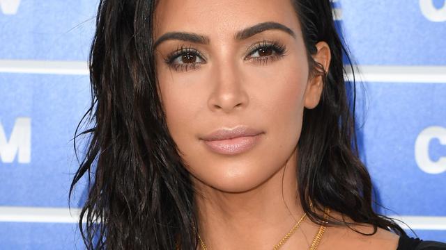 'Kim Kardashian slaapt bij Kanye West in ziekenhuis'