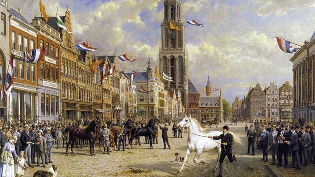 'Viering Groningens Ontzet moet naar Grote Markt'