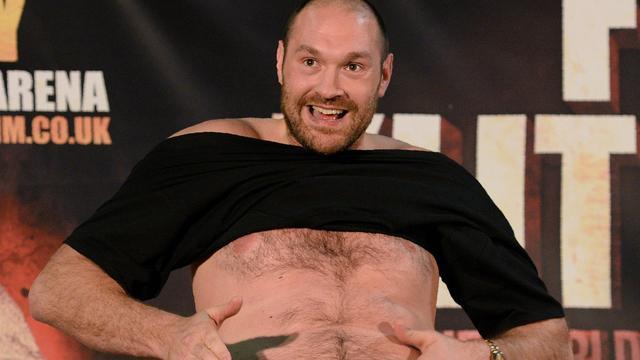 Wereldkampioen Fury hekelt boksen en vindt lichaam ongeschikt
