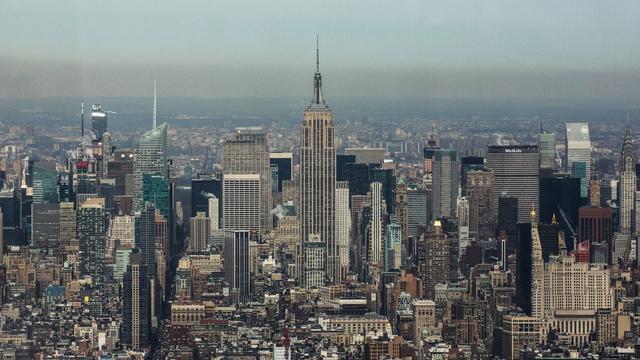 Zo ziet de wereld eruit als iedereen in één stad zou wonen