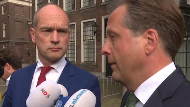 Samenwerking ChristenUnie en D66: 'We gaan er niet aan beginnen'