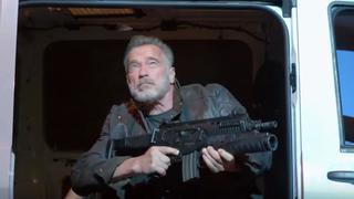 Schwarzenegger terug als Terminator in Dark Fate-trailer