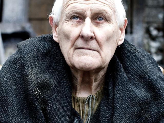 Game of Thrones-acteur Peter Vaughan (93) overleden