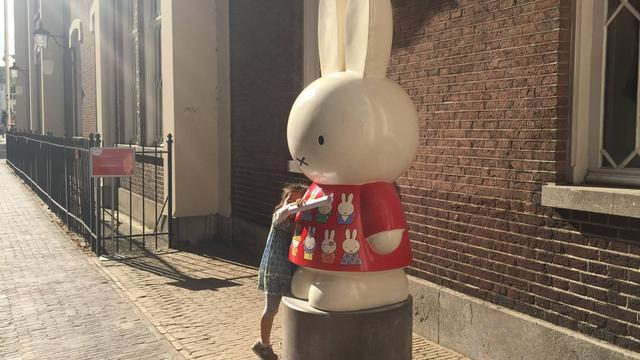 Nijntje voor Nijntje Museum tijdelijk weg wegens vandalisme