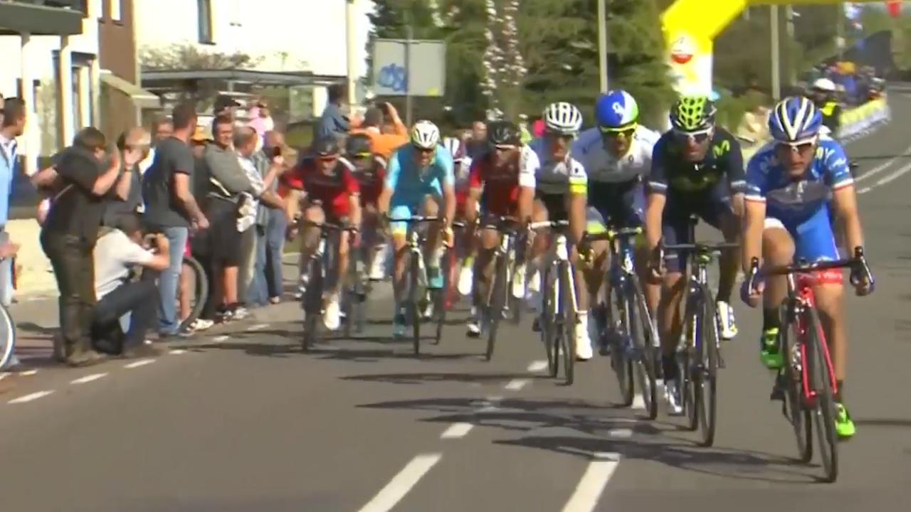 Ducrot laakt mentaliteit Lotto-Jumbo voor Amstel Gold Race