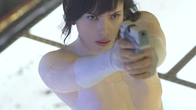 Vdeo Scarlett Johansson estrela trailer falso de filme