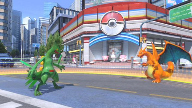 Pokémon-vechtspel Pokkén Tournament in maart op de Wii U
