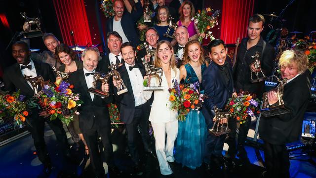 The Paradise Suite wint Gouden Kalf voor beste film