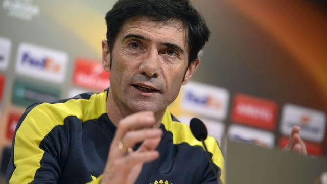 Succestrainer Marcelino kiest voor vertrek bij Villarreal