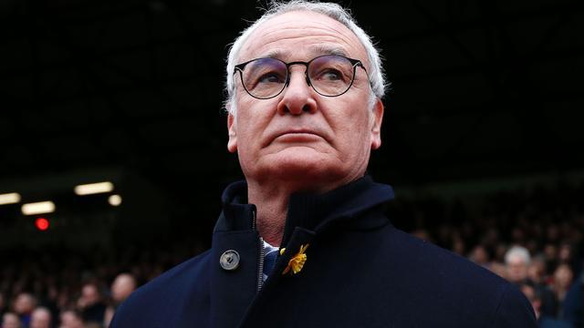 Ranieri vreest 'verschrikkelijk lastige' slotduels met Leicester