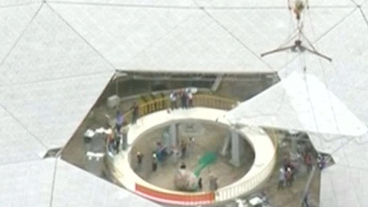 China voltooit bouw grootste telescoop ter wereld