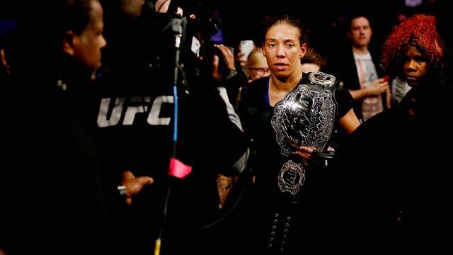 Nederlandse De Randamie moet wereldtitel inleveren van UFC