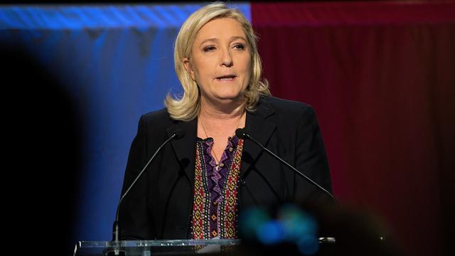 Le Pen moet zich verantwoorden wegens stemfraude Europees Parlement