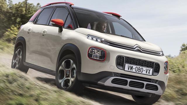 Citroën stort zich op cross-overmarkt met nieuwe C3 Aircross