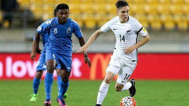 Twee goals Thomas bij Nieuw-Zeeland, Japan eenvoudig langs Thailand
