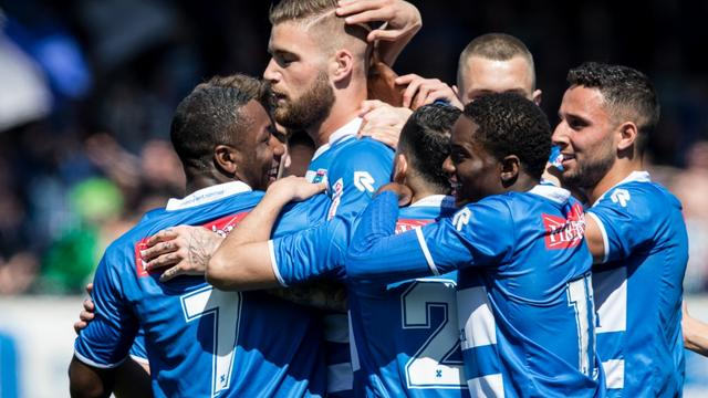 PEC Zwolle verlaat zorgwekkende categorie 1
