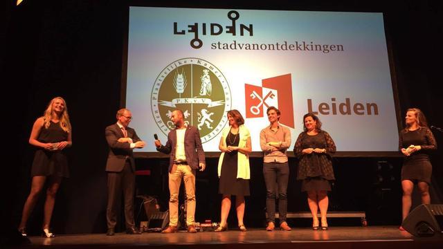 Prijswinnend filmpje toont Leiden als leukste studentenstad
