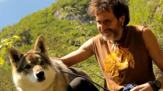 Italiaan woont samen met wolf