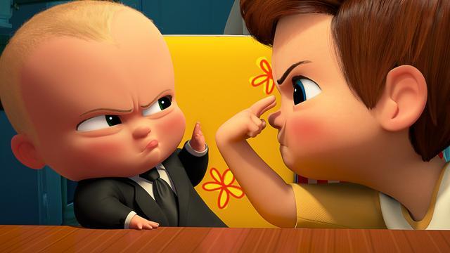 Guido Weijers spreekt animatiefilm The Boss Baby in
