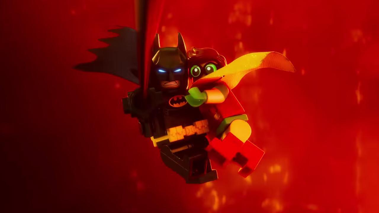 Bekijk hier de trailer van Lego Batman