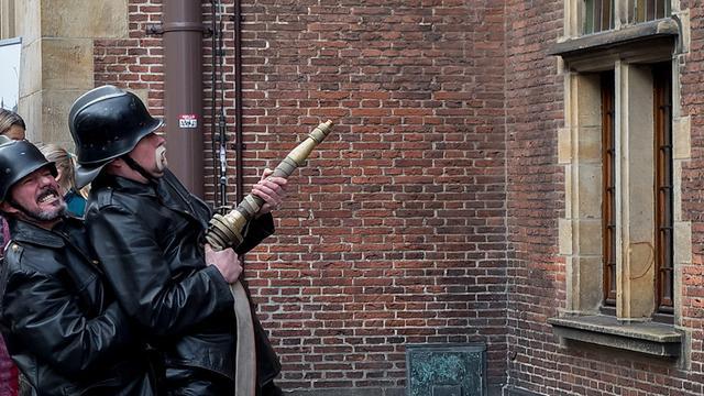 Verhalen over vroeger doen het goed tijdens Leiden is OPEN