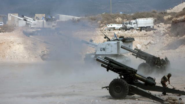 Megaclaim Libanon-veteranen in voorbereiding