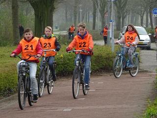 Buurpreventieteam in actie met basisschool, gemeente en Veilig Verkeer Nederland