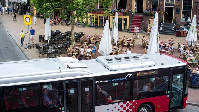 'Grote Markt blijft ook zonder bussen goed bereikbaar'