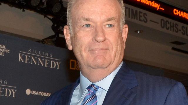 Bill O'Reilly krijgt 25 miljoen dollar bij vertrek Fox News