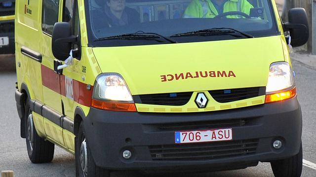 Nederlanders gewond door ongeluk bij grensovergang België en Frankrijk