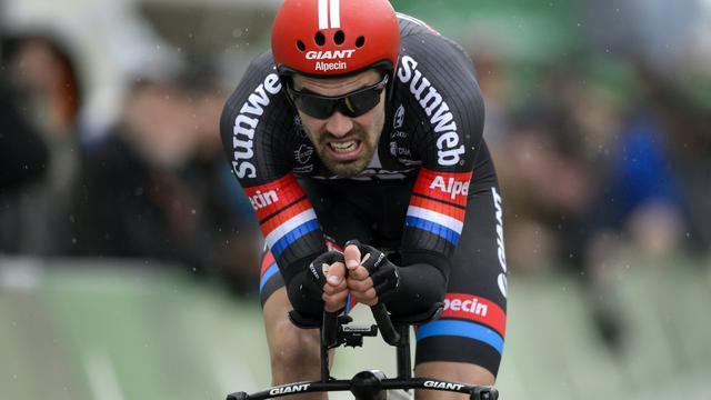 Dumoulin start eerder dan Cancellara in openingstijdrit Giro