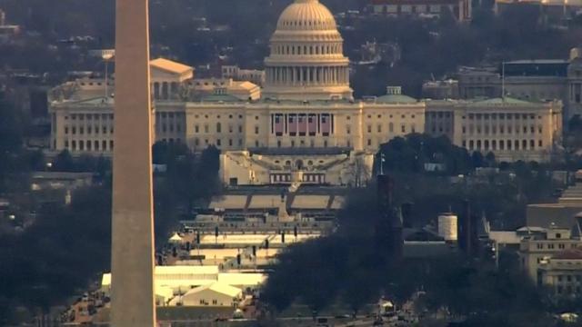 Washington maakt zich klaar voor inauguratie Trump