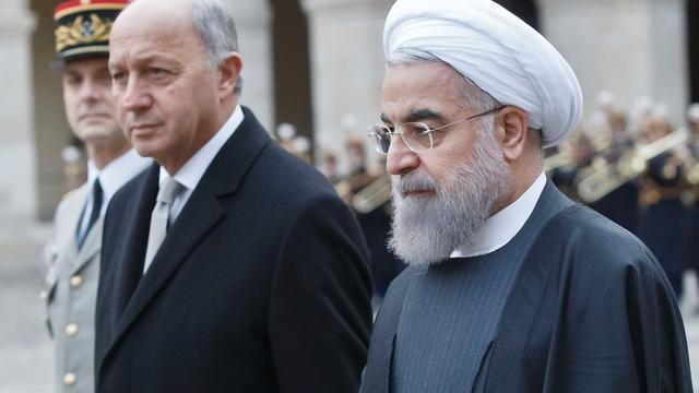 Eerste winst voor president Rohani bij verkiezingen Iran
