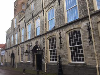 Duurste pand op de lijst is het Stadhuismuseum in Zierikzee
