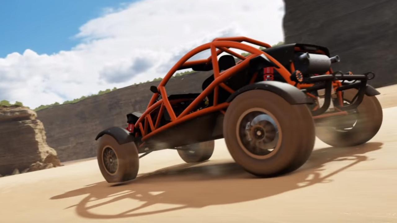 Eerste trailer van Forza Horizon 3