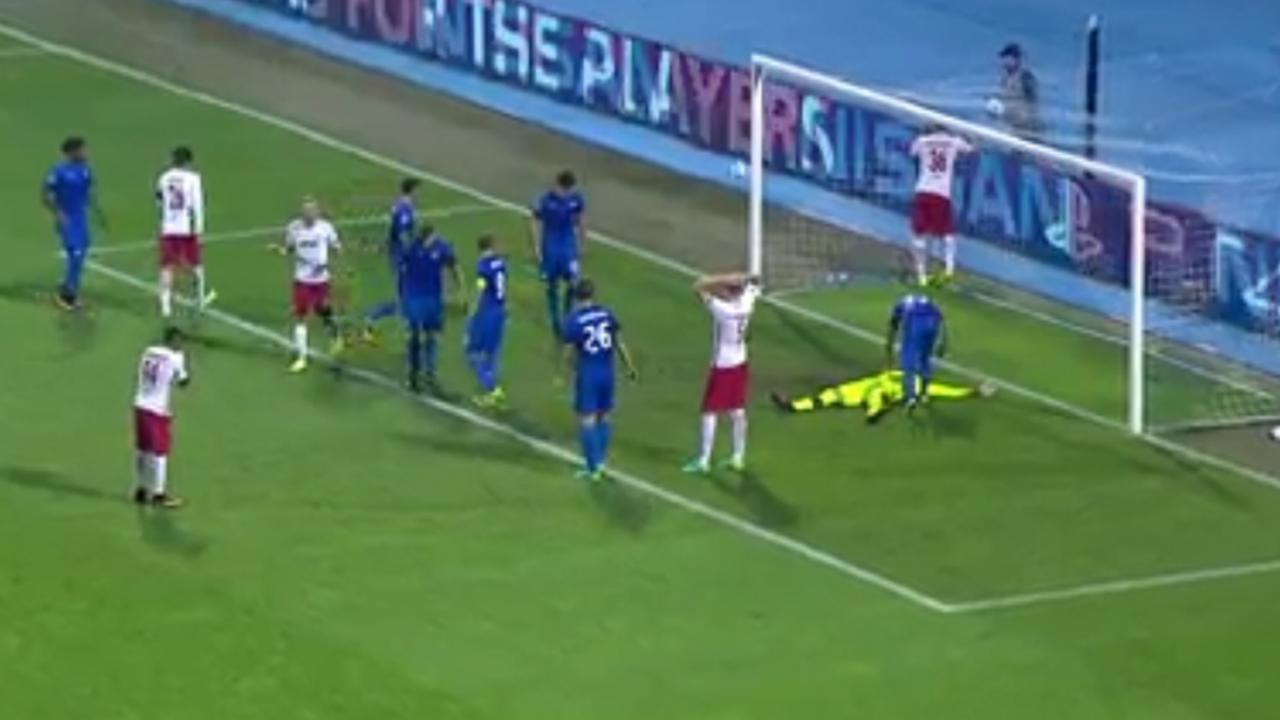 Samenvatting Dinamo Zagreb-Salzburg
