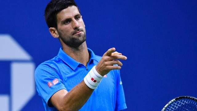 Djokovic merkt op US Open dat hij bijna weer op zijn top zit
