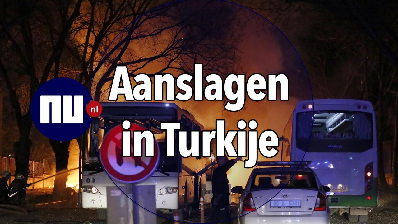 Overzicht: Aanslagen op politie en militairen in Turkije
